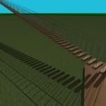2 - Puente columpio cabos cortos